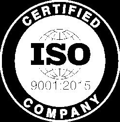 Agua ISO Certificate 9001:2015