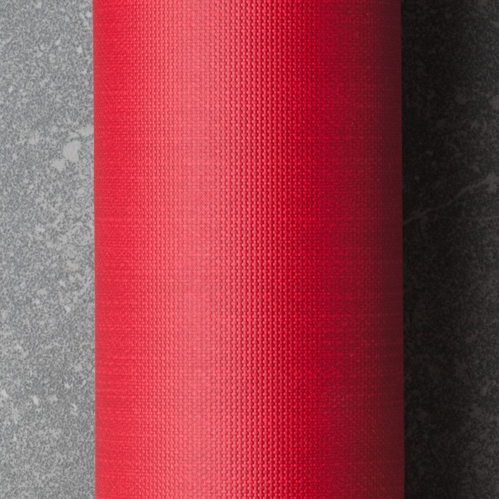 Linen Red roll image