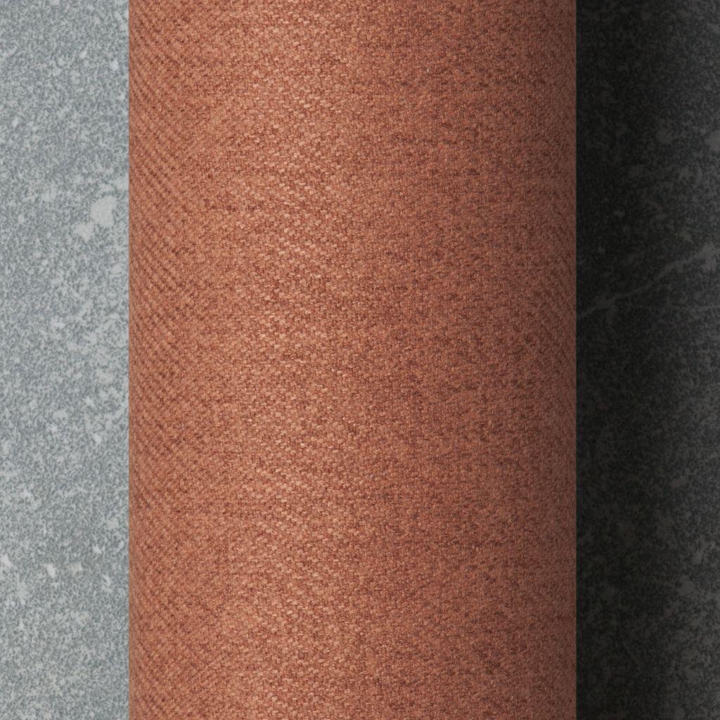 Buro Terracotta roll image
