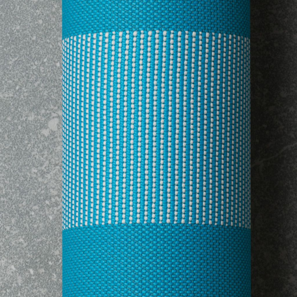 Stripe Azure roll image